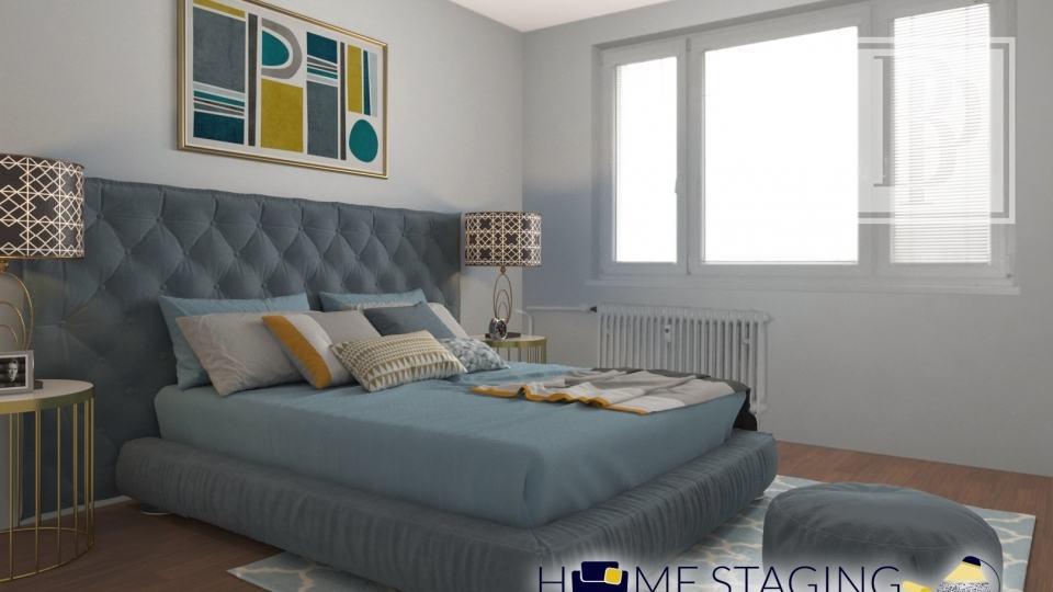 3 izbový byt 72 m2