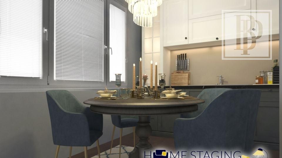 Home staging- vizualizácia