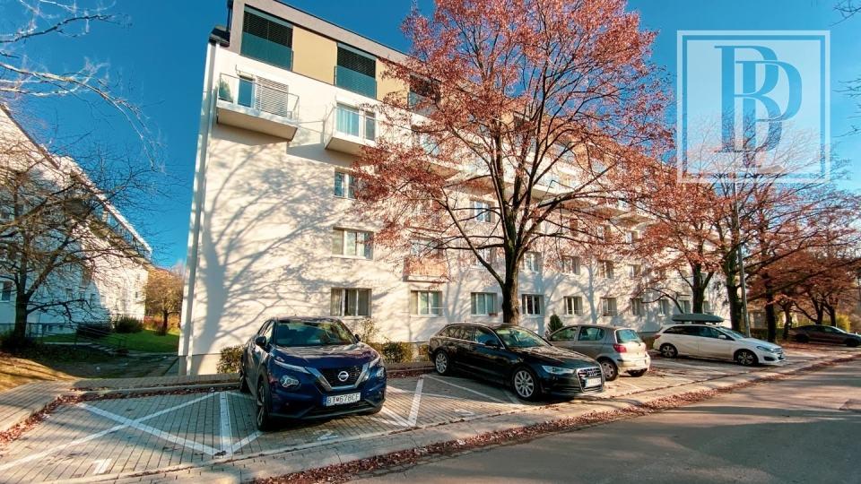 2- izbový byt, Bratislava