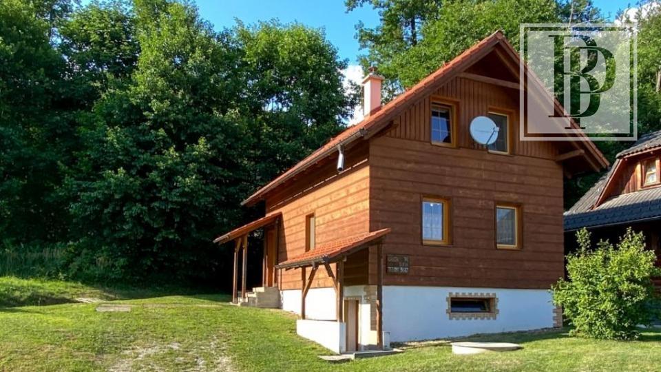 Rekreačná chata- Valčianska dolina